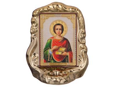 Икона Пантелеймон целитель 13см Арти-М 15-2096