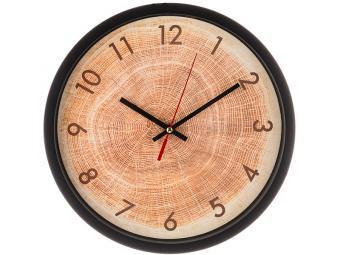 Часы настенные кварц Tree 31см