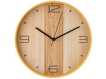 Часы настенные кварц Клен Танзау 30см
