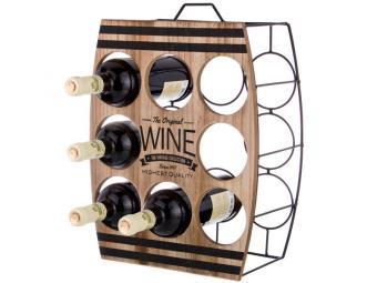 Подставка под бутылки ''Wine'' 30*16*38см