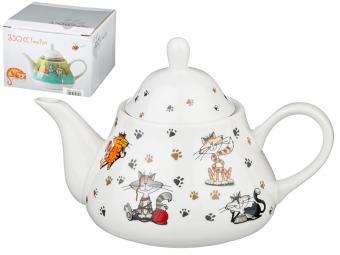 Чайник заварочный Веселые друзья 350мл