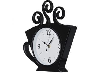 Часы настенные CHEF KITCHEN 26*30см (черный)