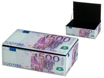 Шкатулка Евро 16*10*5см