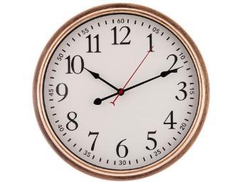 Часы настенные Lovely home 33*33*4,5см золото