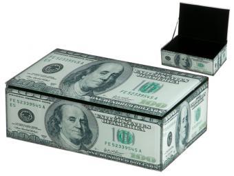 Шкатулка Доллар 16*10*5см