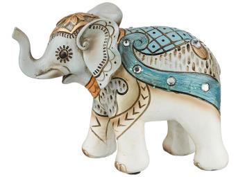 Фигурка ''Слон белый'' 15*6,5*11,5см коллекция ''Чарруа''