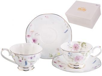 Чайный набор 4 предмета 240мл