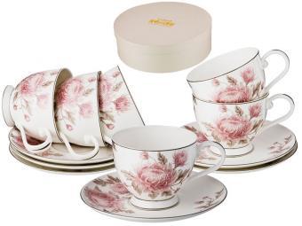 Чайный набор 12 предметов 250мл Астра