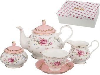Чайный сервиз 15 предметов на 6 персон Мейланд