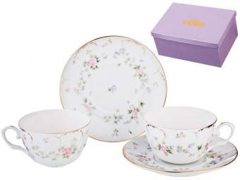 Чайный набор 4 предмета 250мл Квинсдей