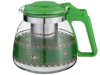 Чайник заварочный Сура 900мл с фильтром
