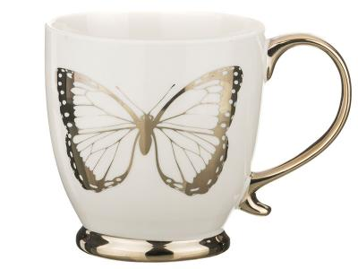 Кружка Бабочка 500мл Арти-М