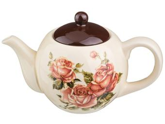 Чайник заварочный Корейская роза 900мл