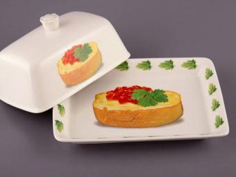 Масленка Бутерброд