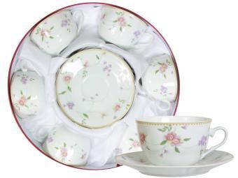 Набор чайный 12 пр Весенний полет