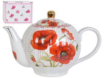 Чайник заварочный 1000мл Маки (71344)