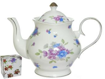 Чайник 1200мл Фиалки