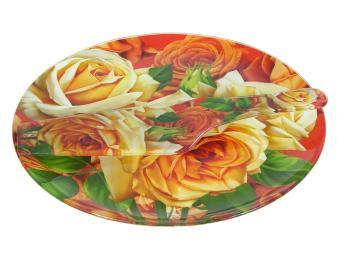 Набор для торта Розы 2 с лопаткой