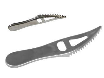 Рыбочистка-нож 19см