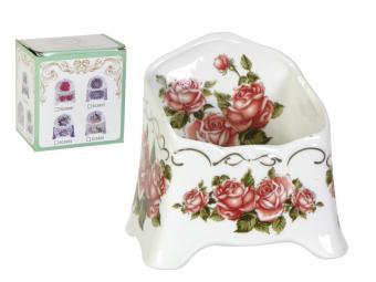 Подставка для чайных пакетов Райская роза