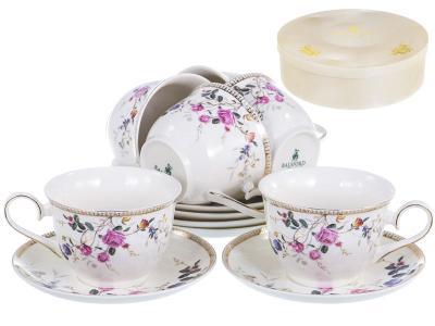 Чайный набор 12пр Ульяна