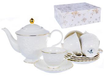 Чайный набор 13пр Лоза