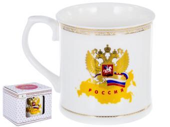 Кружка 400мл Россия