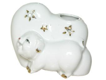Подставка для зубочисток Свинья