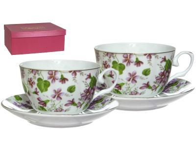 Чайный набор в коробке 4пр 280мл TP06A15