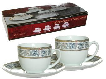 Чайный набор 12пр 106-03010