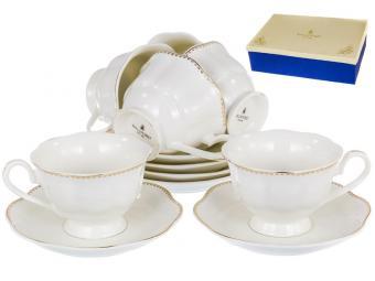 Чайный набор 12пр 107-17002