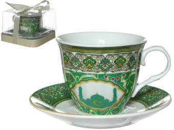 Чайный набор 2пр в коробке Восточный (58559)
