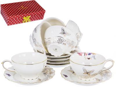 Чайный набор Грация «АНИСА» 200 мл, 12 предметов