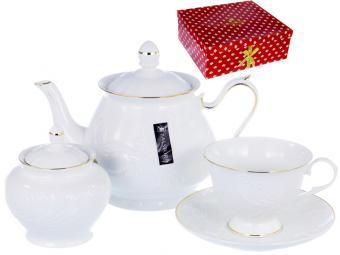 Чайный набор Грация Евника 220мл 14 пр