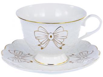 Чайный набор Грация Эфира 220мл 2 пр
