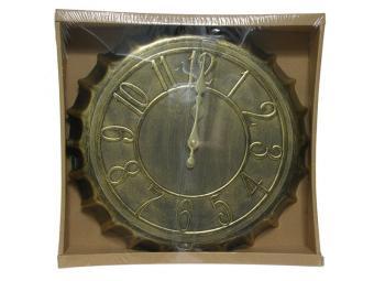 Часы настенные ''Пробка''