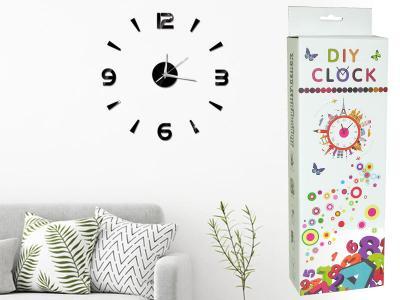 Часы-наклейки настенные (стикеры) 56802