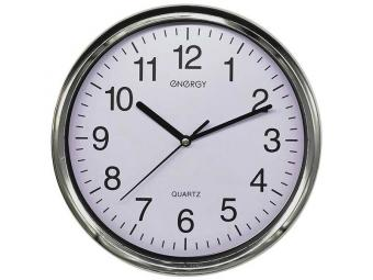 Часы настенные ENERGY ЕС-129 круглые 660198