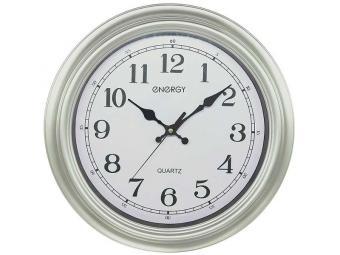 Часы настенные ENERGY ЕС-134 круглые 660199