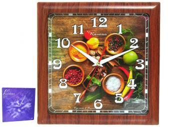 Часы настенные ''Специи'' 29*29 см
