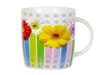Кружка Цветок весны 360мл