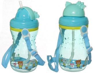 Бутылка детская с крышкой 450мл