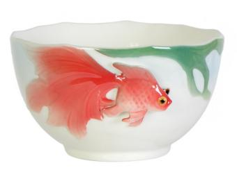 Салатник Золотая рыбка