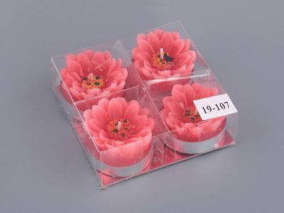 Подарочный набор с 4-мя аромо-свечами Арти-М