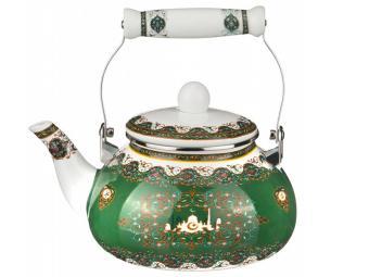 Чайник 2,5л эмалированный Аль-Ихляс