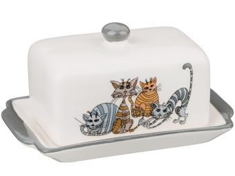 Масленка Озорные коты 188-102