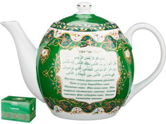 Чайник 1,4 л Сура Ан-Нас 86-1889