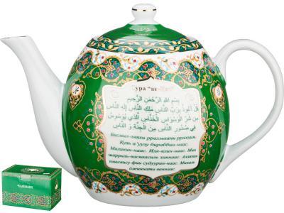 Чайник 1, 4 л Сура Ан-Нас 86-1889 Арти-М