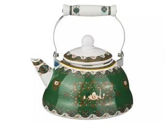 Чайник 3л эмалированный Аль-Ихляс