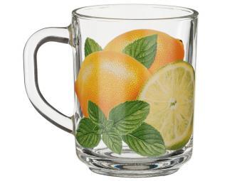 Кружка 250мл Лимоны